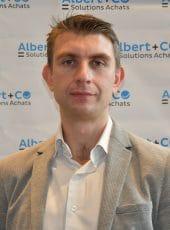 Albert&Co Sebastien chef de projets achats