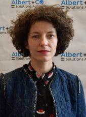albert&Co Tiffany Cheffe de projet achats