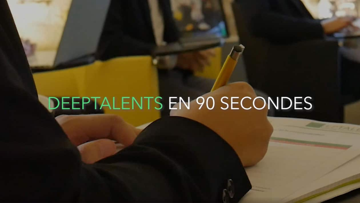 DeepTalents en 90 secondes - Albert&Co, experts achats