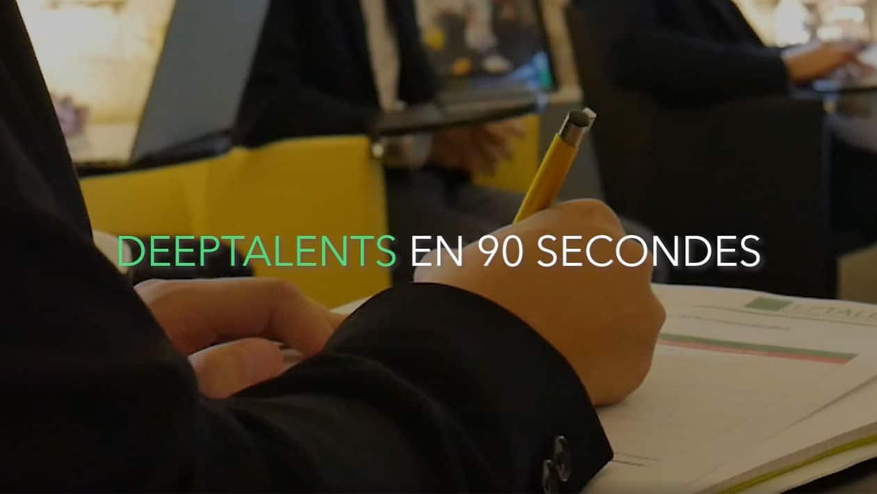 DeepTalents en 90 secondes - Albert&Co, experts achats