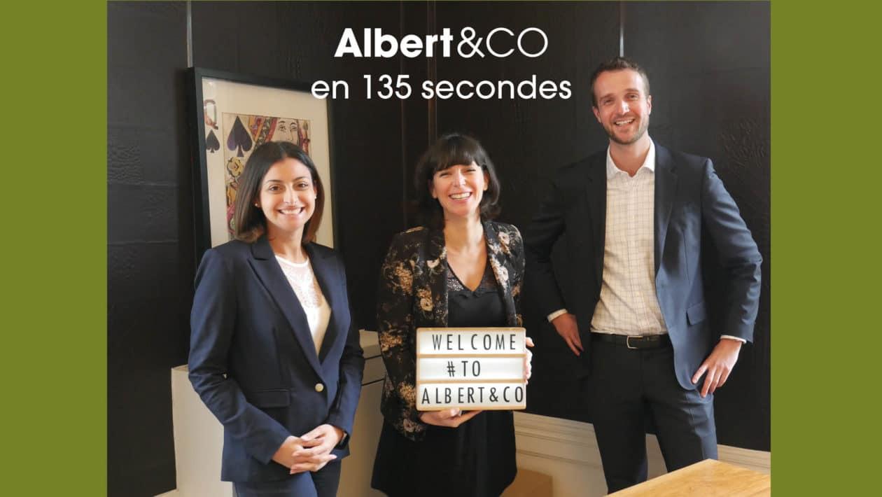 Albert&Co - Cabinet de conseil en Achats industriels - découvrez l'équipe d'Albert&Co